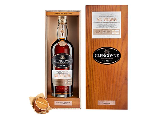 Glengoyne 30 Year Old single malt, second batch