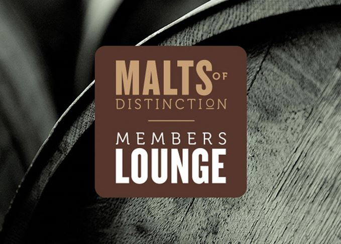 Malts of Distinction Members Lounge logo