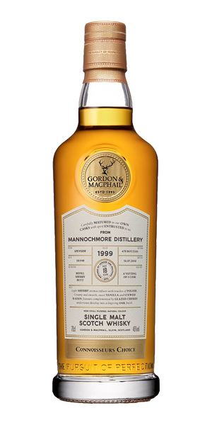 Mannochmore 18 Years Old, 1999, Connoisseurs Choice (G&M)