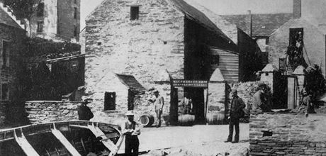 The tenacity of Orkney's early whisky makers