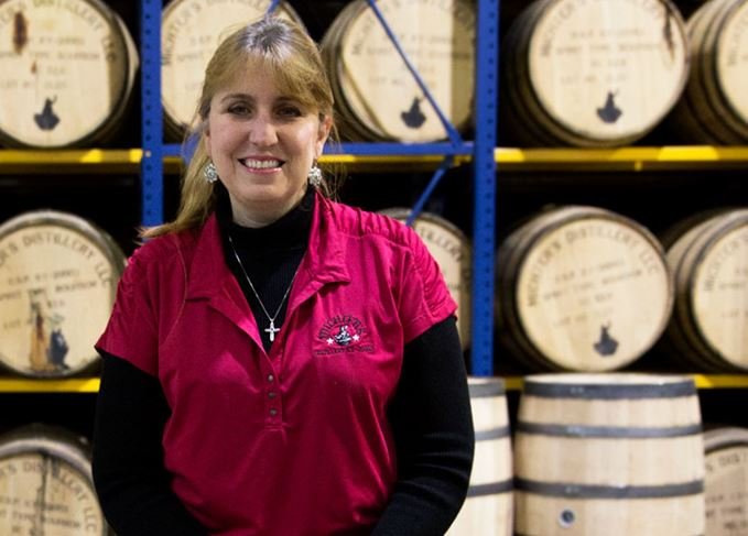 Andrea Wilson, Michter's master of maturation