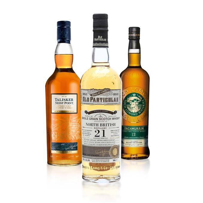 Whiskies of the year Becky's picks