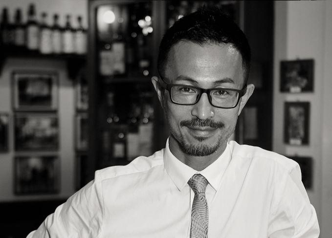 Tatsuya Minagawa, owner of The Highlander Inn
