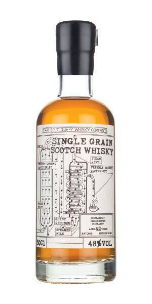 Invergordon 42 Years Old, Batch 15 (That Boutique-y Whisky Co)