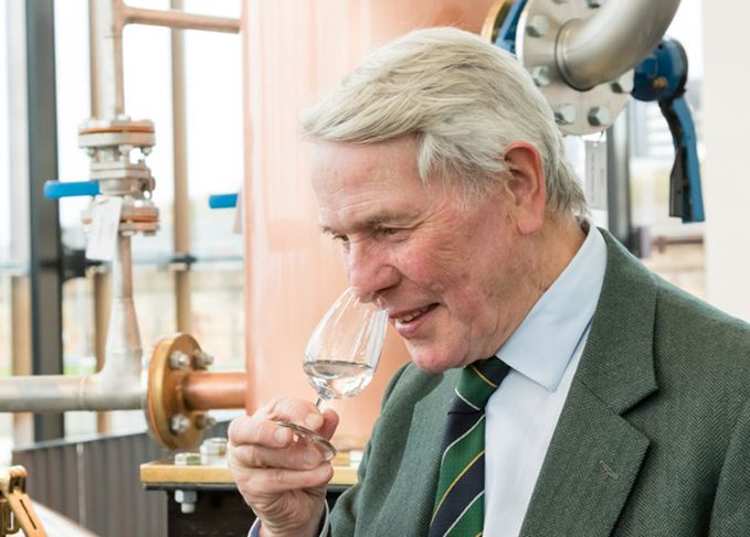 Tim Morrison chairman of Clydeside distillery