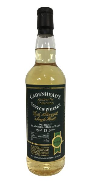 Balmenach 12 Years Old (Cadenhead)