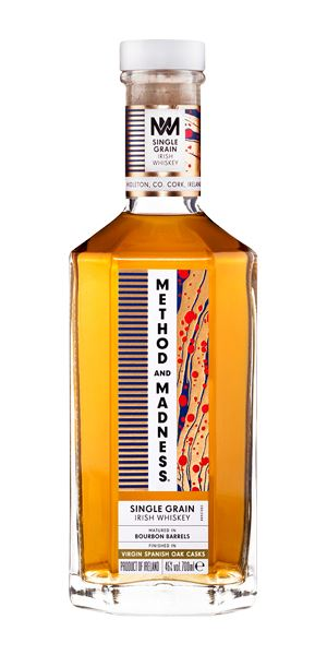 Method and Madness Single Grain (Virgin Spanish Oak Cask Finish)