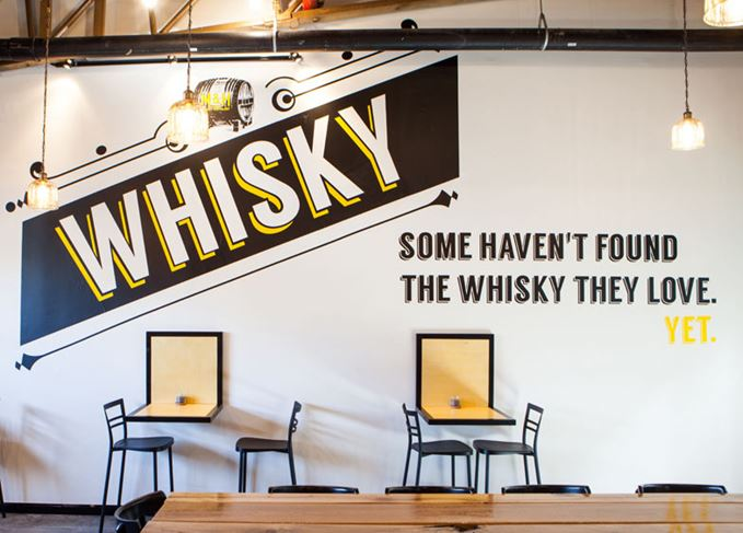 Milk & Honey whisky distillery in Tel Aviv, Israel