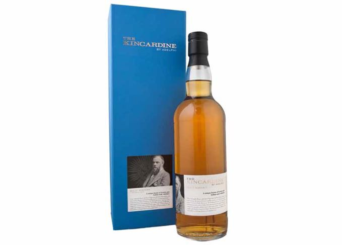 Kincardine Scotch-Indian blended whisky
