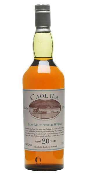 Caol Ila 20 Years Old