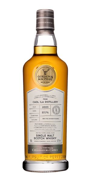 Caol Ila 14 Years Old, 2003, Connoisseurs' Choice (G&M)