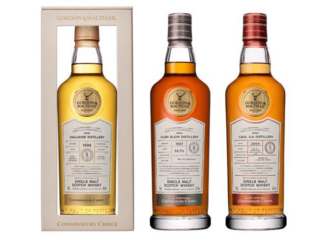 Gordon & MacPhail's Connoisseurs Choice range