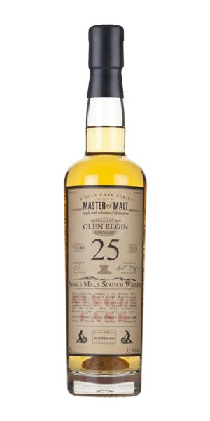Glen Elgin 1991 (25 Years Old, Master of Malt)