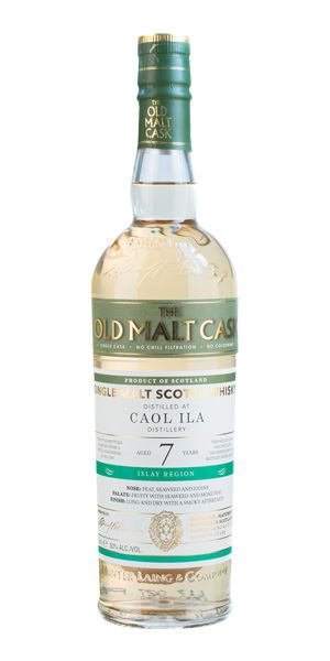 Caol Ila 7 Years Old (Hunter Laing)