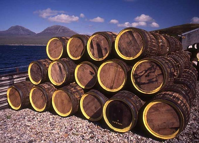 Whisky casks confusion
