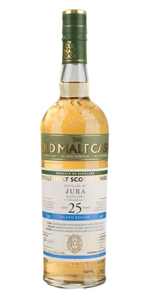 Jura 25 Years Old (Hunter Laing)