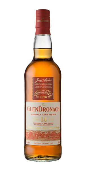Glendronach 14 Years Old Marsala Finish