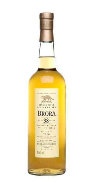 Brora 38 Years Old, 1977