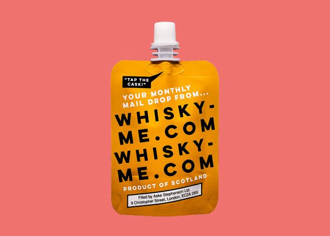 Whisky-Me pouch