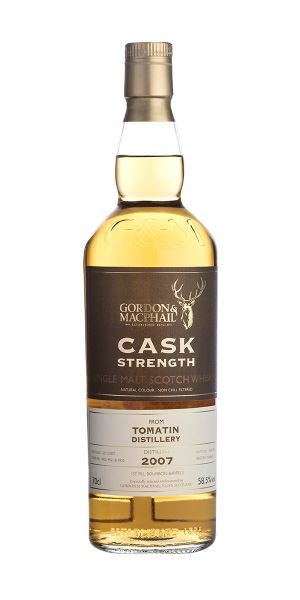 Tomatin 2007 Cask Strength (Gordon & MacPhail)