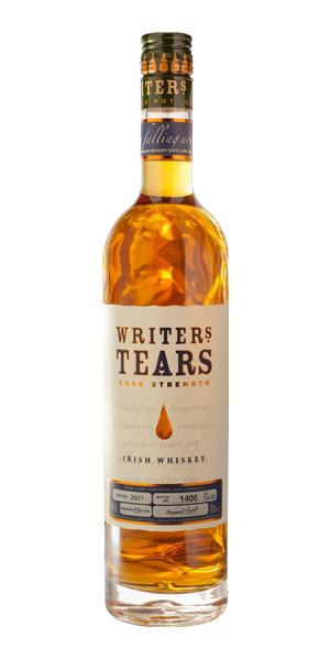 Writer's Tears Cask Strength, 2017 release