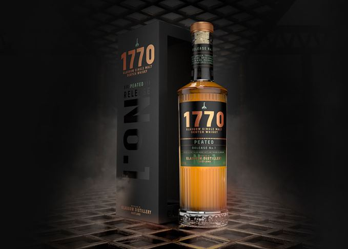 Glasgow distillery 1770 peated malt no.1