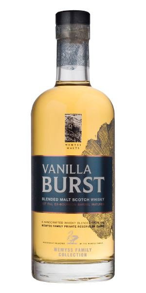 Vanilla Burst, Family Collection (Wemyss Malts)