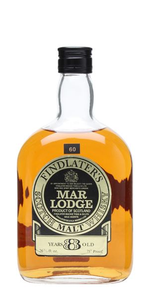 Findlater's Mar Lodge 8 Year Old, Bottled 1970s