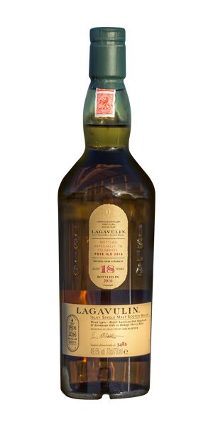 Lagavulin 18 Years Old Fèis Ìle 2016
