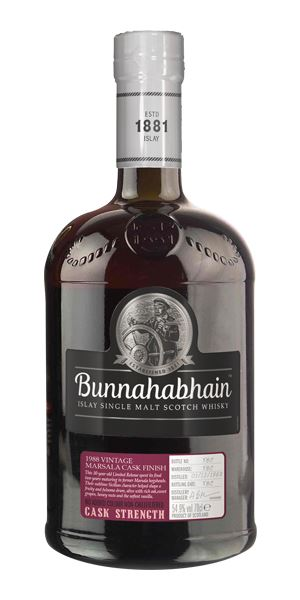 Bunnahabhain 1988, Vintage Marsala Finish