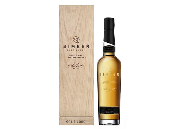 Bimber The First London whisky