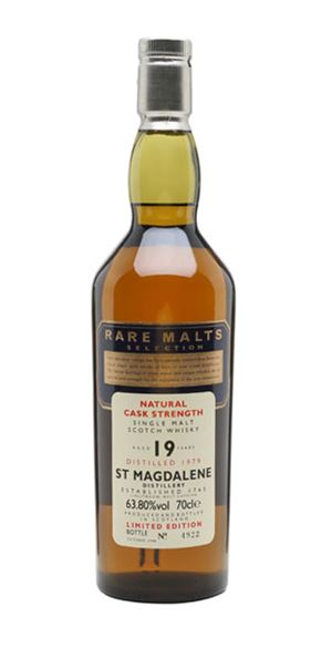 St Magdalene 1979, 19 Years Old, Rare Malts