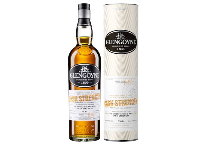 Glengoyne Cask Strength No 6