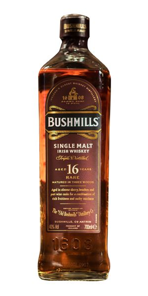 Bushmills 16 Years Old