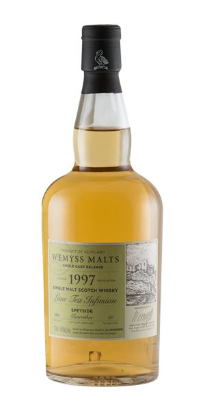 Glenrothes 1997 Lime Tree Infusion (Wemyss Malts)