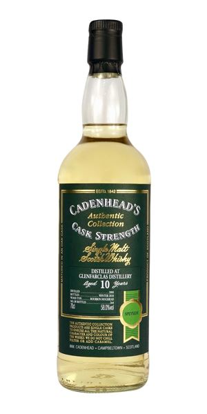Glenfarclas 10 Years Old (Cadenhead)