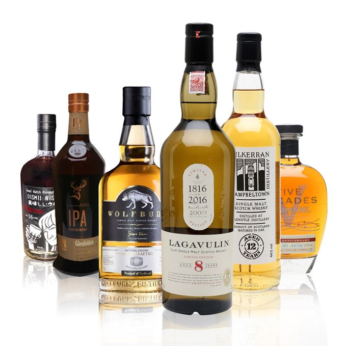 New whisky tasting notes Batch 100