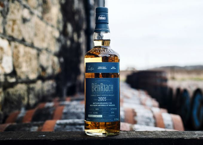 BenRiach 2005 12 Years Old