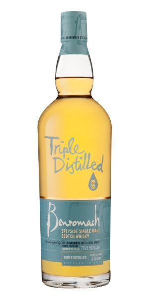 Benromach Triple Distilled, 2009