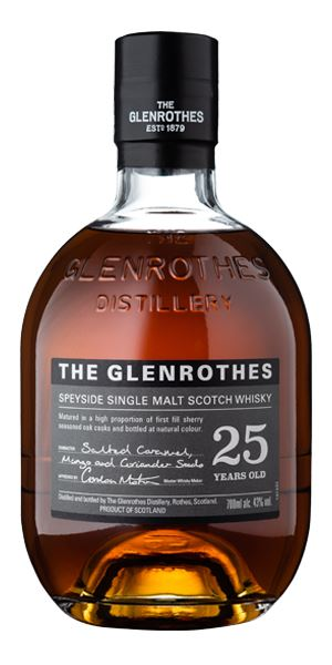 Glenrothes 25 Years Old, Soleo Collection