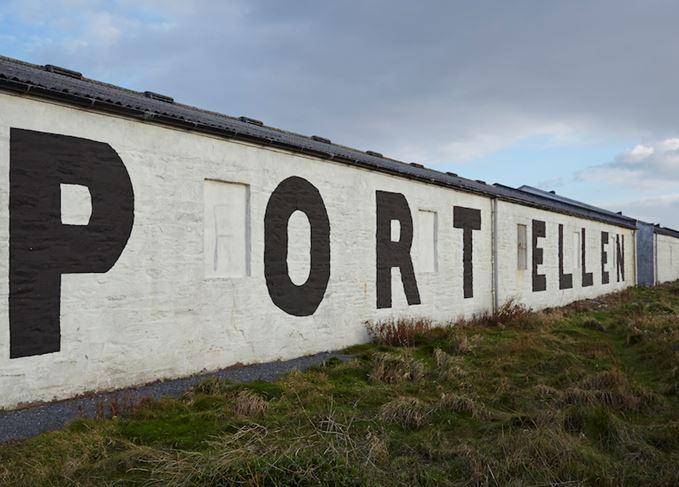 Port Ellen distillery