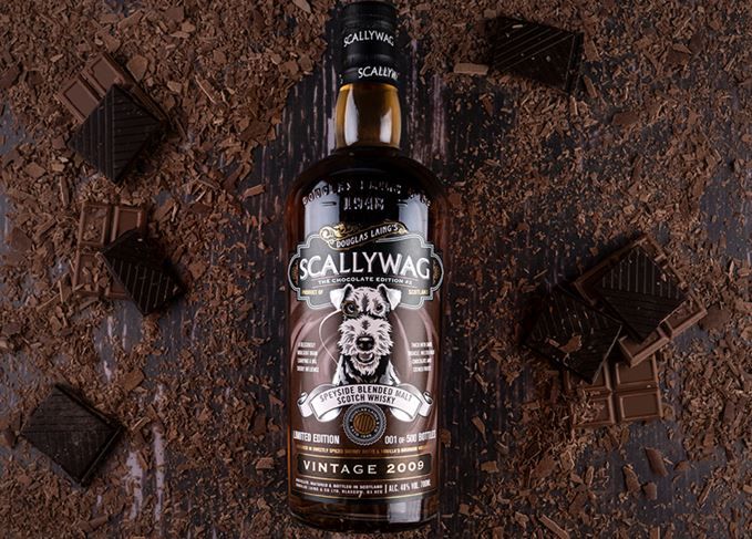 Scallywag Chocolate Edition #2