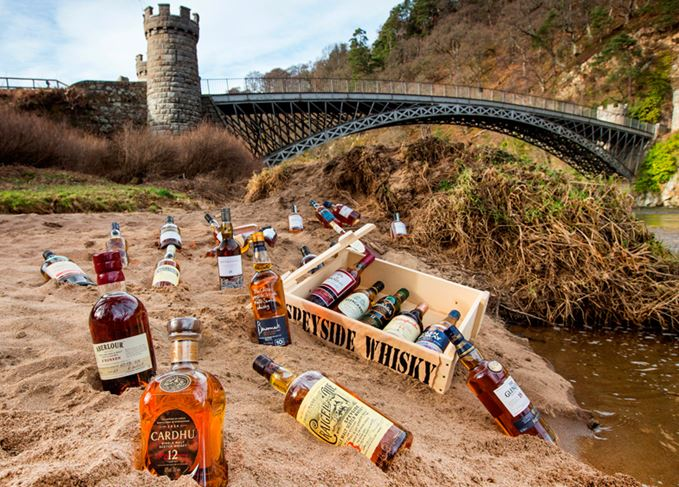 The Spirit of Speyside Whisky Festival