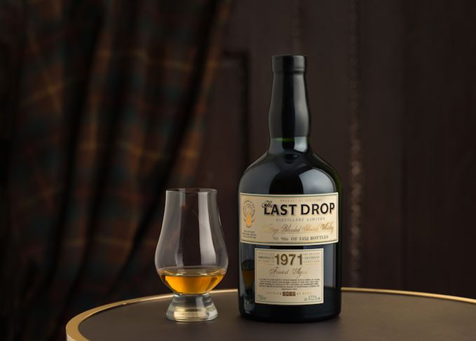 The Last Drop 1971 Vintage Blend