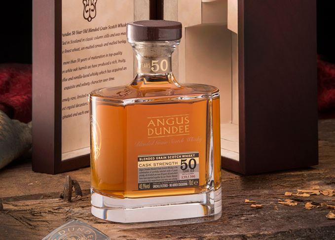 Angus Dundee 50 Year Old blended grain