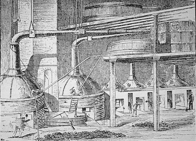 Dundashill distillery