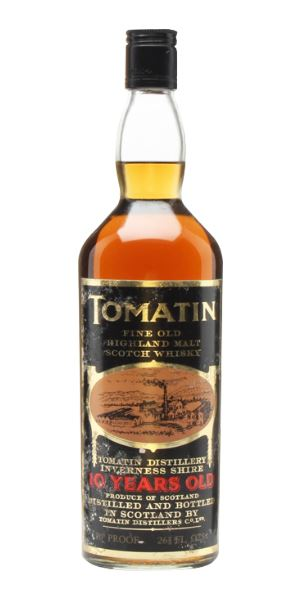 Tomatin 10 Years Old