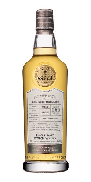 Glen Keith 24 Years Old, 1993, Connoisseurs Choice (G&M)