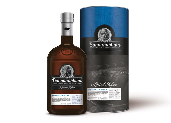 Bunnahabhain Moine 2004 Brandy Finish