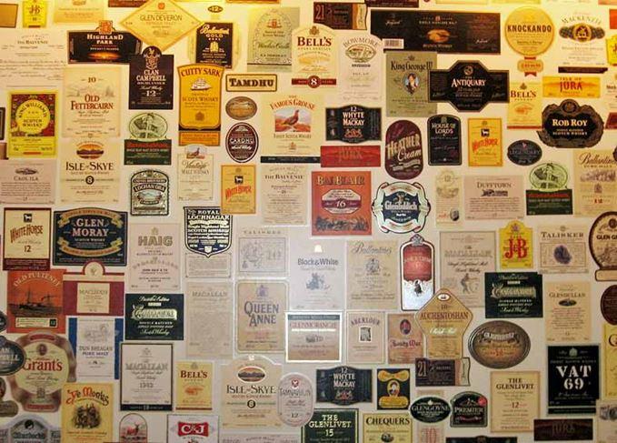 Scotch whisky labelling
